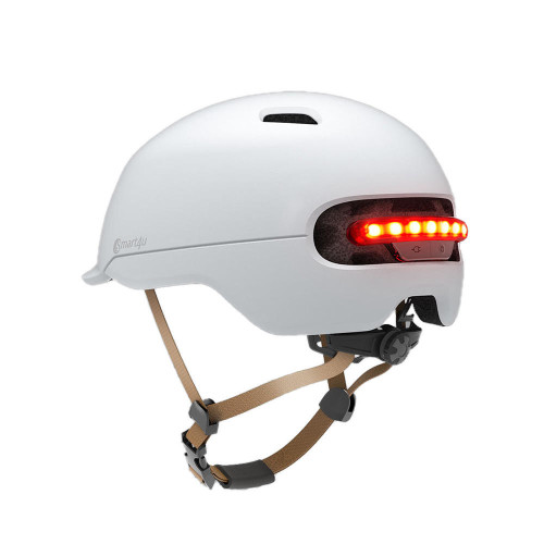HJÄLM Xiaomi Smart4u City Riding Smart Flash Helmet M