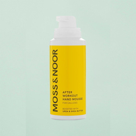 After Workout Hand Mousse, 100 ml