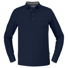 PS08 - Stretch Pique Shirt Long Sleeve