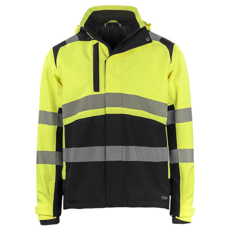 FJ88 - Hi-Vis Functional Shell Jacket