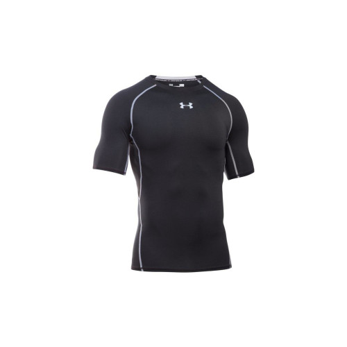 TIGHT TECH TRAINING TEE UA - SVART