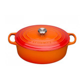 Oval gryta Le Creuset 4,1L