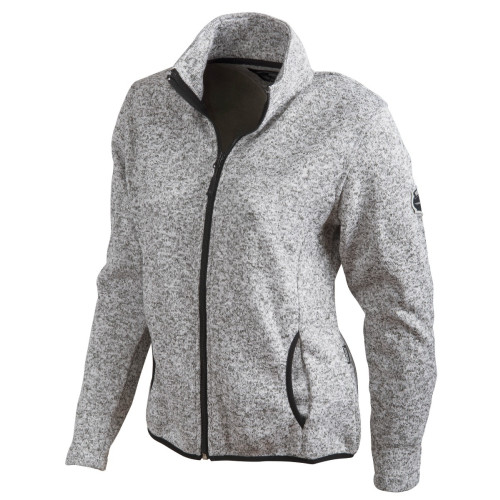 Matterhorn - Womens knitted fleece jacket MH-127