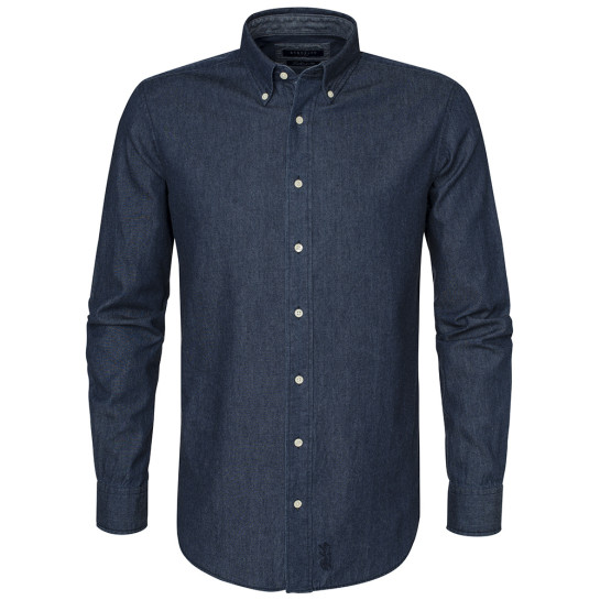 Chilton Tailored Denim shirt