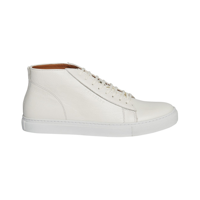 Luigi High Top Leather Sneaker