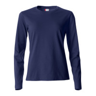 Basic-T shirt L/S Ladies
