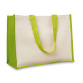Campo De Fiori - Shoppingbag i Jute/canvas
