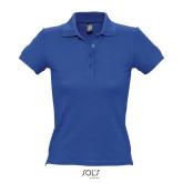 People - PEOPLE DAM POLO PIQUE-210g