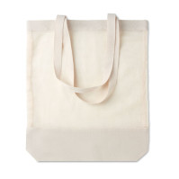Tygkasse i bomull - Mesh cotton shopping bag