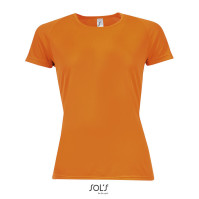 Sporty Women - SPORTY DAM T-SHIRT- 140g