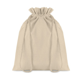 Taske Medium - Medium Cotton draw cord bag