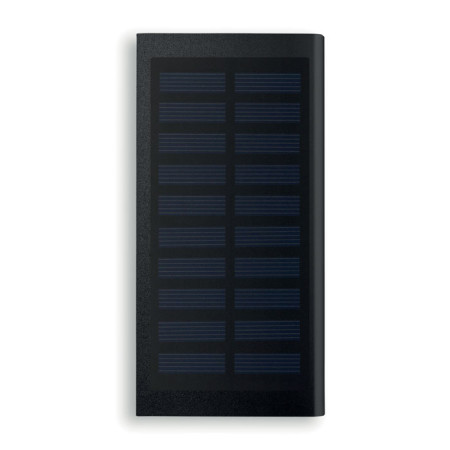 Solar Powerflat - Solcells power bank 8000 mAh