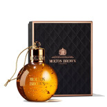 Mesmerising Oudh Accord & Gold Festive Bauble Bath & Shower Gel 75ml