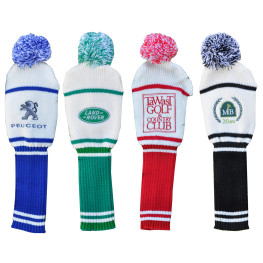 Pompom Headcovers