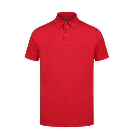 Pine Valley Solid Polo Herr