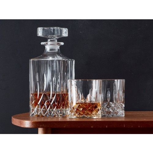 Lyngby Lounge Whiskyset