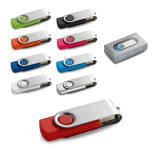 CLAUDIUS 8GB. USB-flash-stasjon, 8 GB