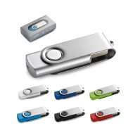 CLAUDIUS 4GB. 4 GB USB-flash-stasjon