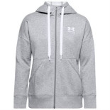Women's Rival fleece full-zip hoodie - dam