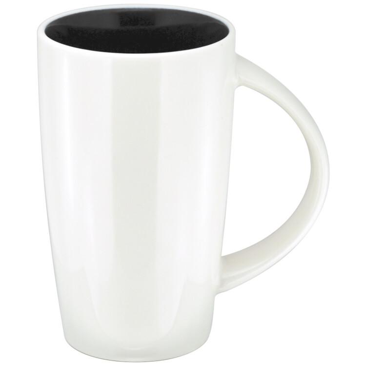 Kaffekrus med farget innside - milprofil.no