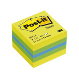 Notes POST-IT Minikub 51x51mm lemon