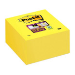 Notes POST-IT SuperSticky kub76x76mm gu