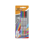 Fineliner BIC Intensity ljus 4/FP