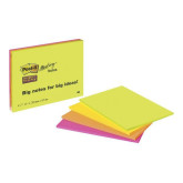 Notes POST-IT SS Meeting Note 203x152mm