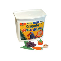Modellera CRAYOLA Magic 900g sort. färg