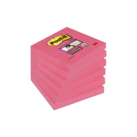 Notes POST-IT SuperSticky 76x76mm poppy