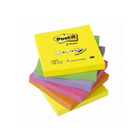 Notes POST-IT Z-block 76x76 rainbow