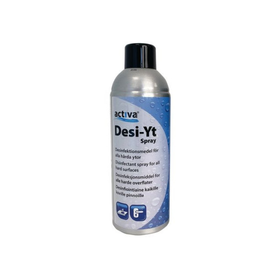 Ytdesinfektion ACTIVA Desi-Yt 400ml