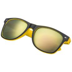 f2cd5668feeb Solbriller i flere farger med speilglass