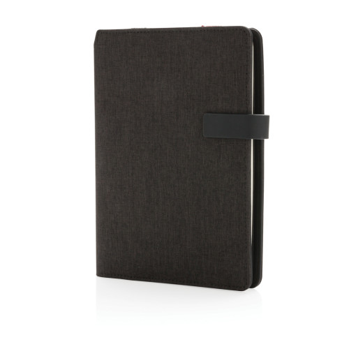 Kyoto A5 notebook with organizer