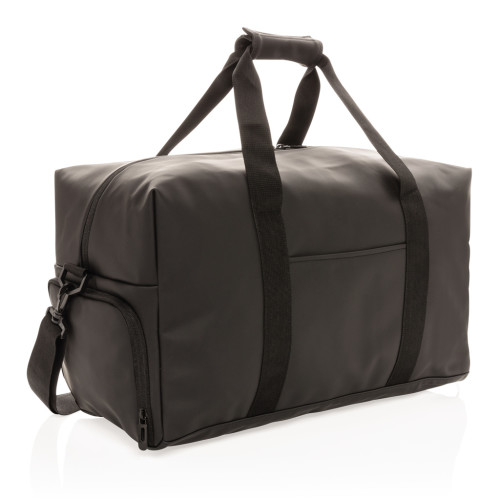 Weekend-duffelbag av glatt PU
