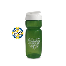 Hit 600 ml transparente lilla