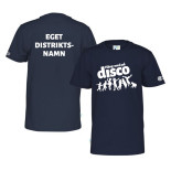 T-shirt Barn - Disco m tillval distrikt