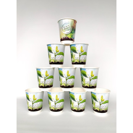 ECO pappersmugg DV 23cl/8oz