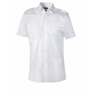 5107 Basic Shirt - Slim fit Kort ärm - Herre