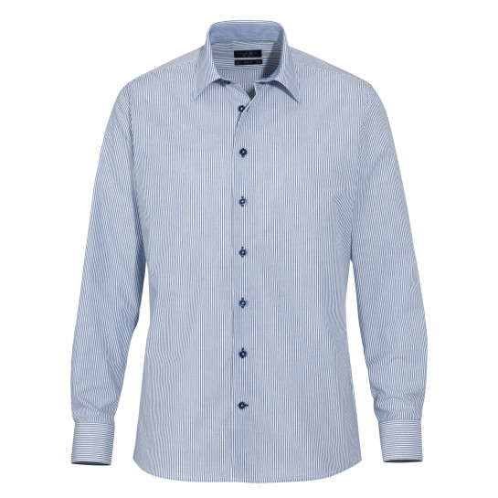 Basic Shirt - Slim Fit - Herre