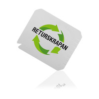 Returskrapan Multi 120x100 mm