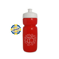 Vattenflaska Hit soft 600 ml
