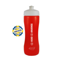 Vattenflaska Queen soft 700ml