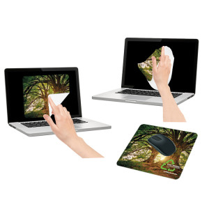 R-PET 3in1 Mousepad