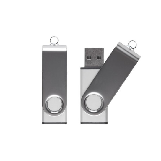 Twist metal USB