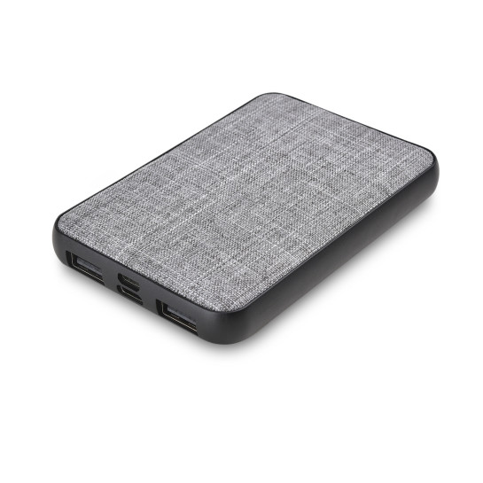 R-PET Textile Powerbank
