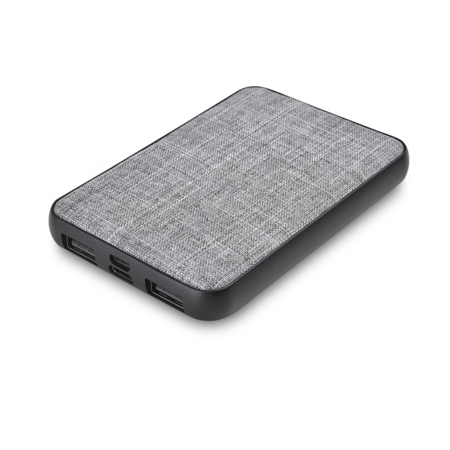 R-PET Textil Powerbank