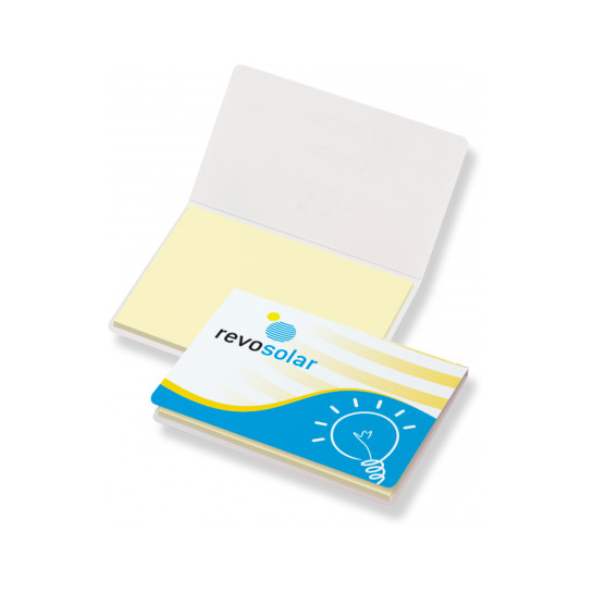 Memo-Card Sticky Note White Quality