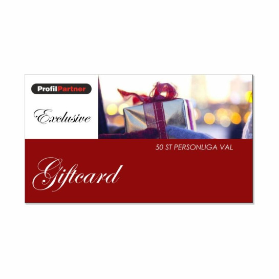ProfilPartners Exclusive Giftcard