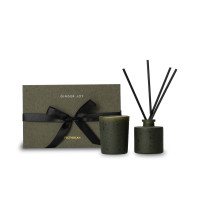Candle/diffuser box Ginger Joy